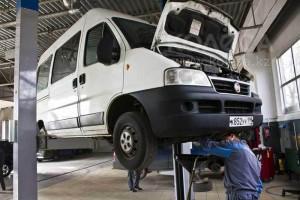 ремонт микроавтобусов в Калининграде